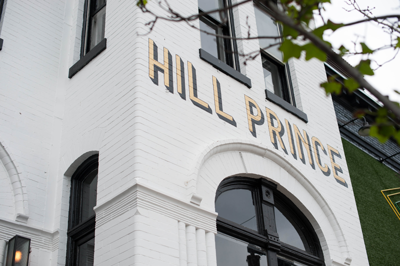 Hill Prince on H St.